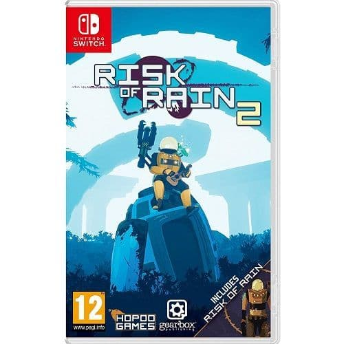 Risk of Rain 2 Nintendo Switch Game
